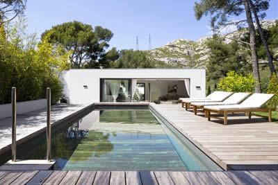 constructeur de maison contemporaine haut de gamme aix en provence. Black Bedroom Furniture Sets. Home Design Ideas