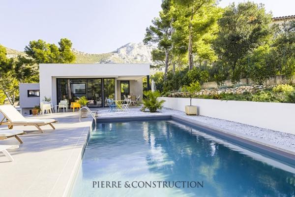 Pierre et construction votre constructeur de maison haut for Constructeur maison individuelle paca