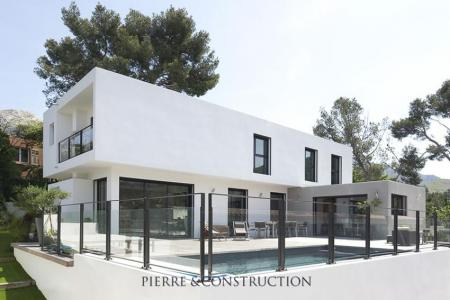 Maison contemporaine Aix