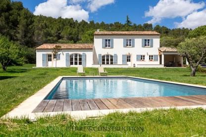 villas proven ales contemporaines aix en provence. Black Bedroom Furniture Sets. Home Design Ideas